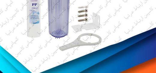 هوزینگ شفاف دستگاه تصفیه آب خانگی آکواتک