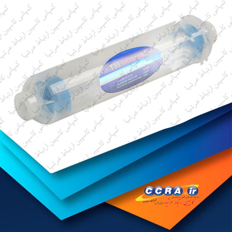 استفاده از فیلتر اکسیژن ساز در دستگاه های تصفیه آب خانگی آکواتک