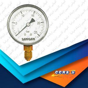 کاربرد درجه فشار سنج عقربه ای در دستگاه تصفیه آب آکوا تک